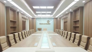 Phòng họp - VCB Đăk Lăk