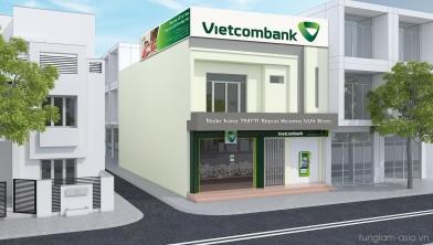 PGD Thuần Mẫn - VCB Đăk Lăk