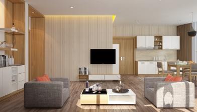 Thiết kế Luxury Apartment