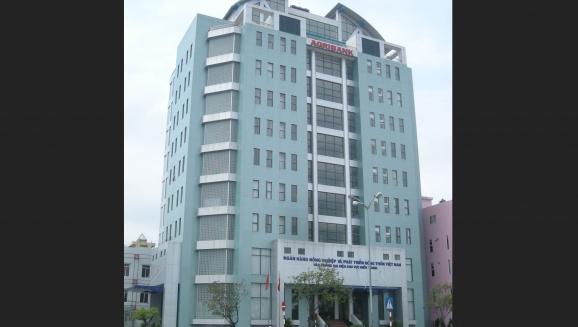 Trụ sở VPĐD khu vực Miền Trung NH Agribank